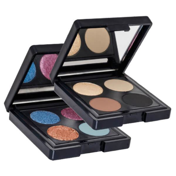 puroBIO cosmetics Palette Skin Tones + Palette Fallen Tones