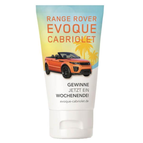 RANGE ROVER EVOQUE CABRIOLET – Sonnencreme