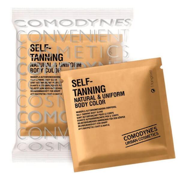 Comodynes Self-Tanning Natural & Uniform Body Color