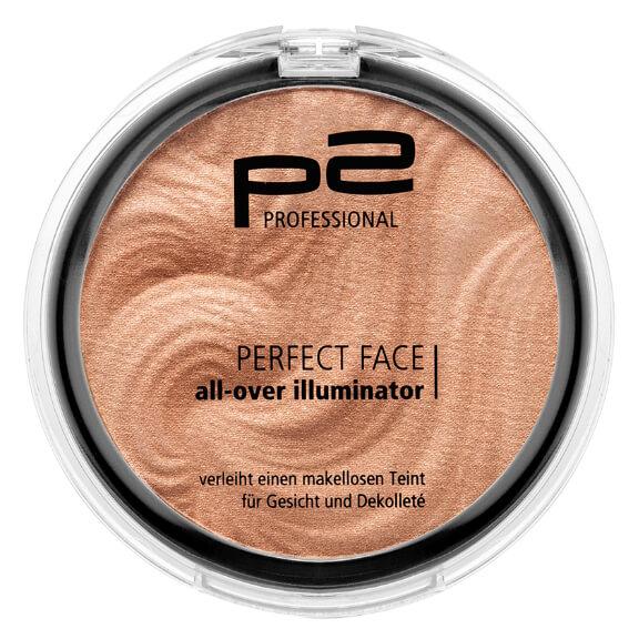 p2 cosmetics Perfect face all-over illuminator