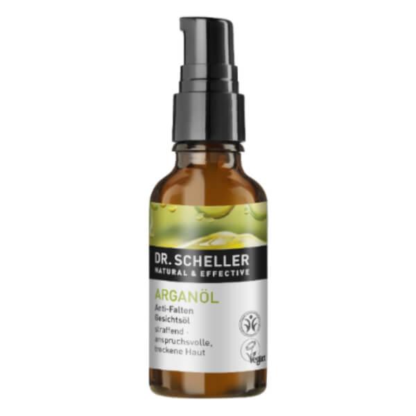 DR. SCHELLER NATURAL & EFFECTIVE Arganöl Anti-Falten Gesichtsöl
