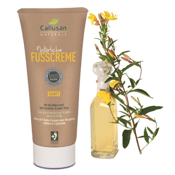 Callusan Natürliche Fusscreme SANFT