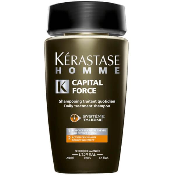 Kerastase Bain Capital Force Densifiant Shampoo