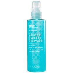 Bliss Fabulous Foaming Face Wash
