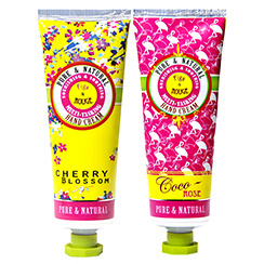 Figs & Rouge Cherry Blossom & <br>Coco Rose Hand Cream