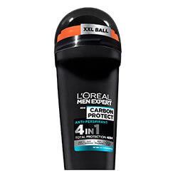 L'oréal Paris Men Expert Carbon Protect Deo Roll-On, BONUS
