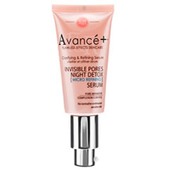 Figs & Rouge Avancé + Invisible Pores Night Detox Serum