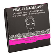 Beauty Made Easy Pink Oil Blotting Papers
