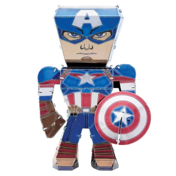 Marvel Avengers Metal Earth Legends - Captain America