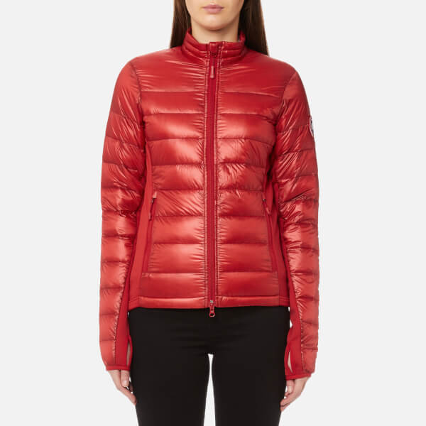 canada goose women s hybridge lite jacket red black free uk rh coggles com