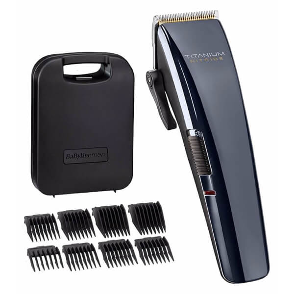 BaByliss For Men Titanium Nitride Trimmer