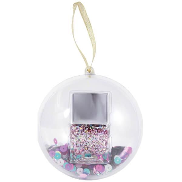 nails inc. Sparkle Baby Nail Varnish Bauble