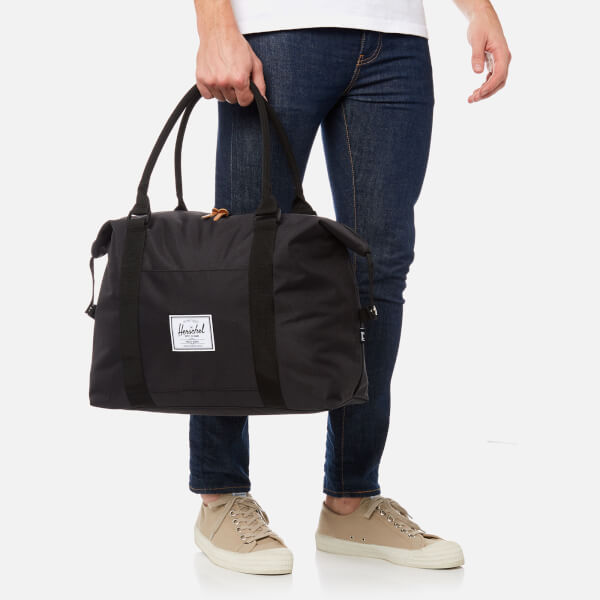 3920356d8a Herschel Supply Co. Men s Strand Duffle Bag - Black Mens Accessories ...
