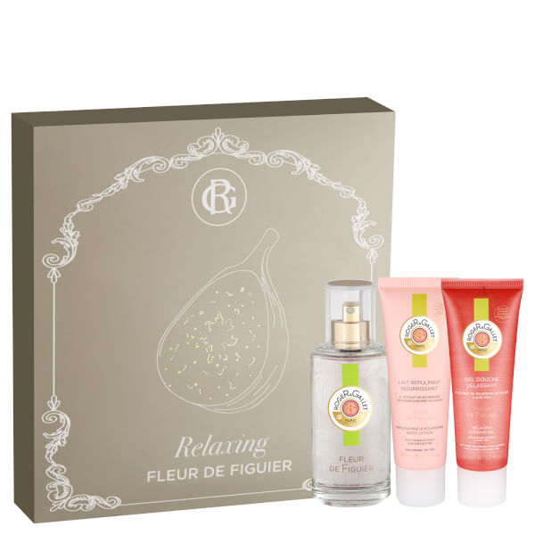 Roger&Gallet Fleur De Figuier 50ml Fragrance Coffret (Worth £36.38)