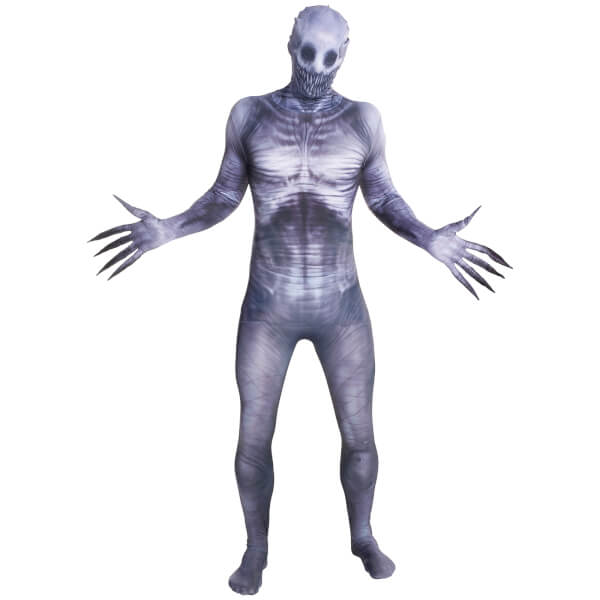 Morphsuit Adults' The Rake - Grey