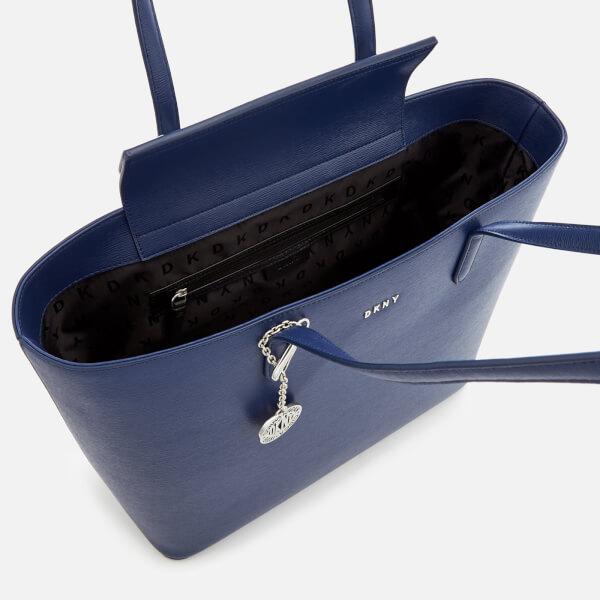 DKNY Women s Bryant Large Tote Bag - Iris  Image 5 fa5a5a62f27cb