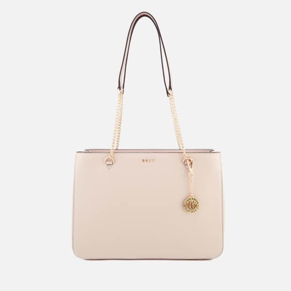 DKNY Women s Bryant Large Shopper Tote Bag - Carnation Womens ... 3e3fa99e44912