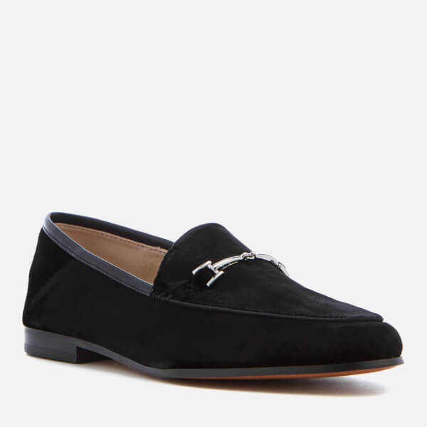 Loraine Velvet Loafers