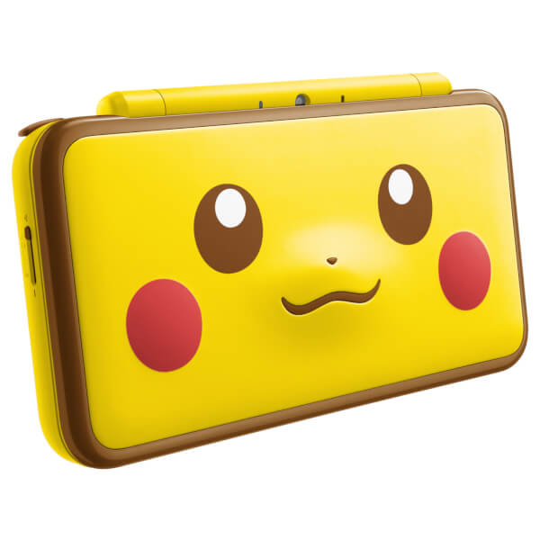 New Nintendo 2ds Xl Pikachu Edition Nintendo Official Uk Store