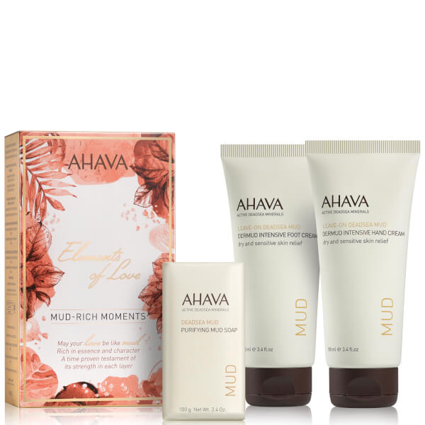 AHAVA Mud-Rich Moments Set (Worth $79)