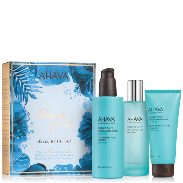 AHAVA Kissed by the Sea Set (Worth $96)