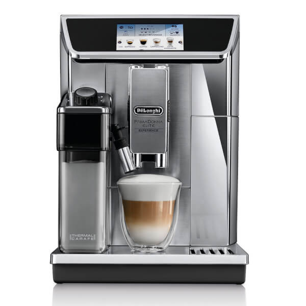 Delonghi ECAM650.85.MS Primadonna Elite Experience Bean To Cup Coffee Machine