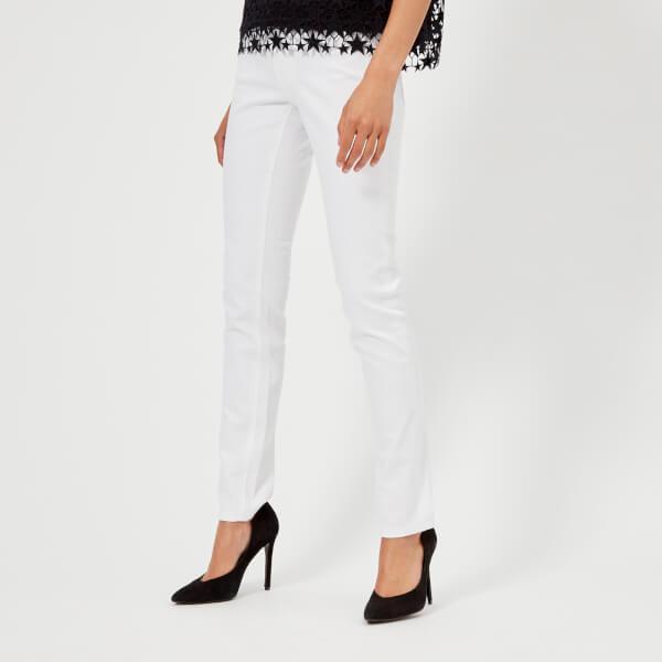 BOSS Orange Women's J20 Rienne Jeans - Natural