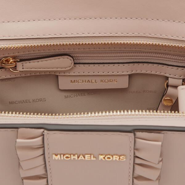818f2ed68bf4 MICHAEL MICHAEL KORS Women's Selma Medium Messenger Bag - Soft Pink: Image 5
