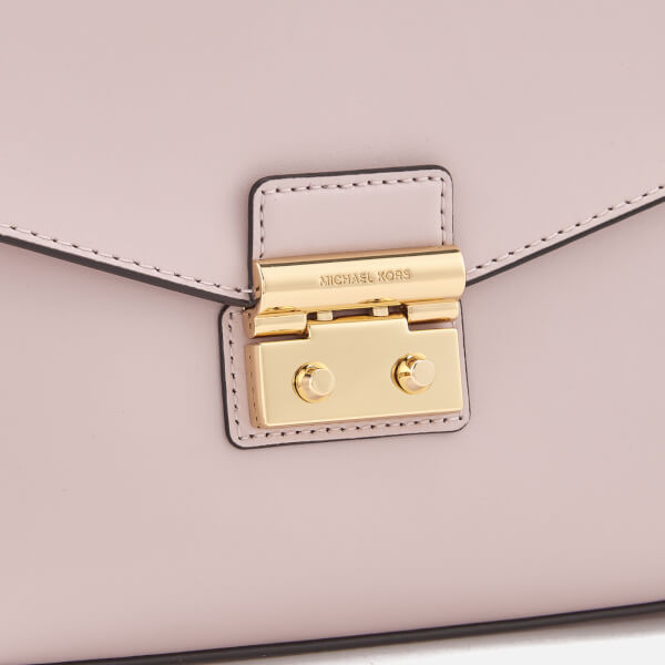 5c28d7fe4c3b ... switzerland michael michael kors womens sloan medium satchel soft pink  image 4 4c6cf 4e906
