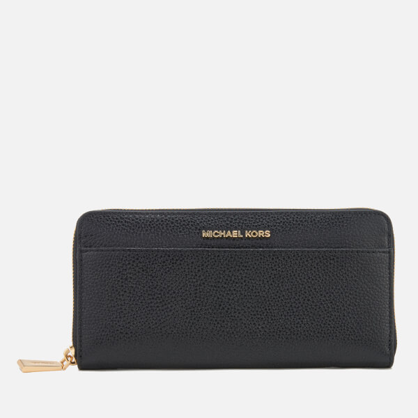 MICHAEL MICHAEL KORS Women's Money Pieces Pocket Continental Wallet - Black