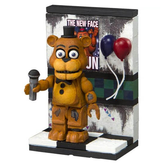Mcfarlane Five Nights At Freddy S Party Wall With Withered