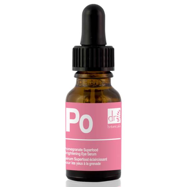 Dr Botanicals Apothecary Pomegranate Superfood Brightening Eye Serum 15ml