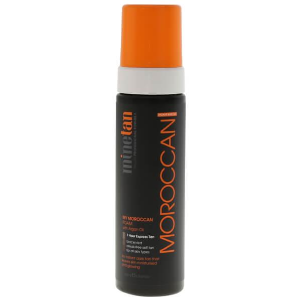 MineTan Moroccan Foam (Hydrate Base) 200ml