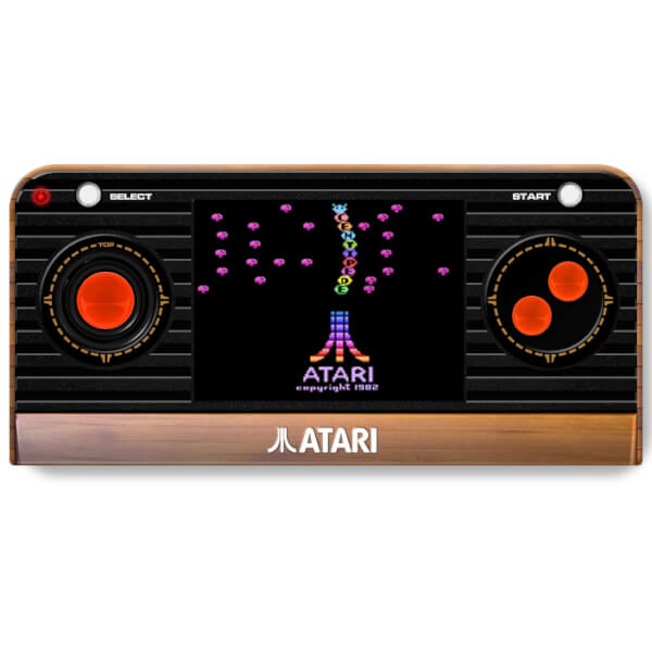 BLAZE Atari 'Retro' Handheld with 50 built-in games