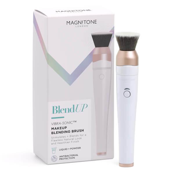 Magnitone London BlendUp! Vibra-Sonic Make Up Brush - White