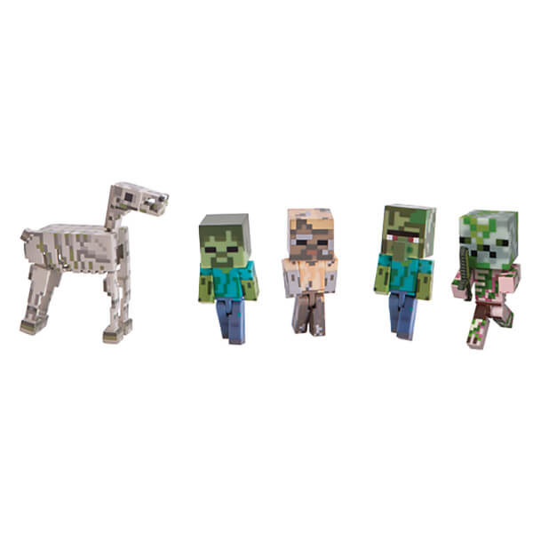 Minecraft Baby Mob Figures Pack