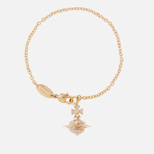 Vivienne Westwood Women's Bessie Orb Bracelet - Silver