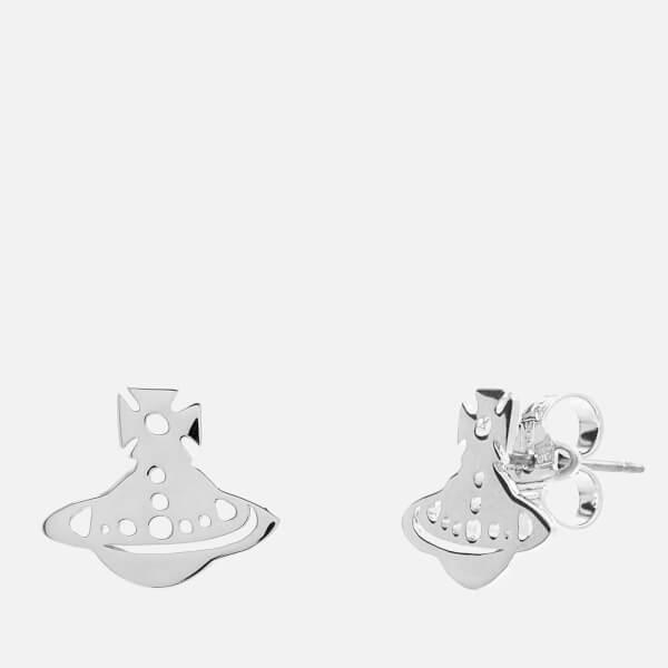 Vivienne Westwood Women's Yeni Earrings - Rhodium