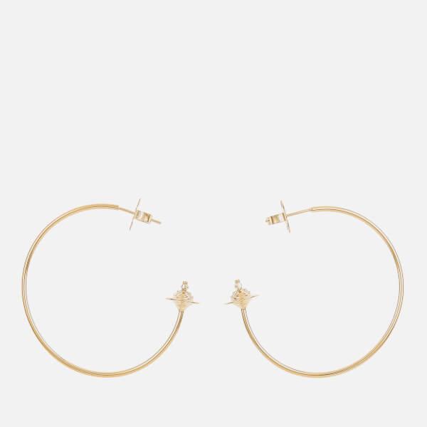 Vivienne Westwood Women's Rosemary Earrings - Gold