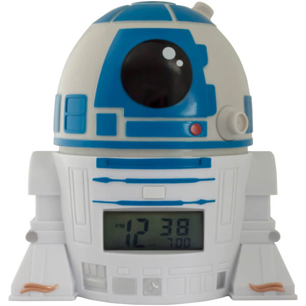 BulbBotz Star Wars R2-D2 Clock