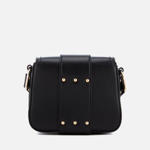 13f5ad1d03 Vivienne Westwood Women s Folly Small Saddle Bag - Black  Image 2