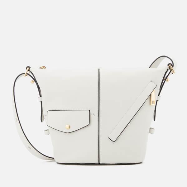 Marc Jacobs Women's The Mini Sling Cross Body Bag - White Glow