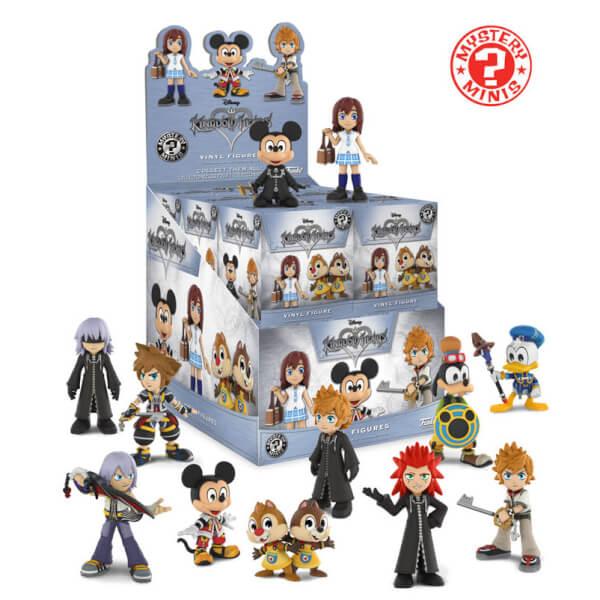 Funko Kingdom Hearts Minis (12 Pcs) Mystery Minis