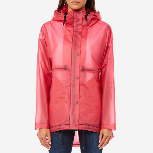 Hunter Women's Original Clear Smock - Bright Pink