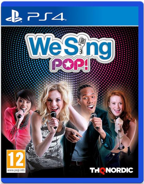 We Sing Pop Ps4 Zavvi