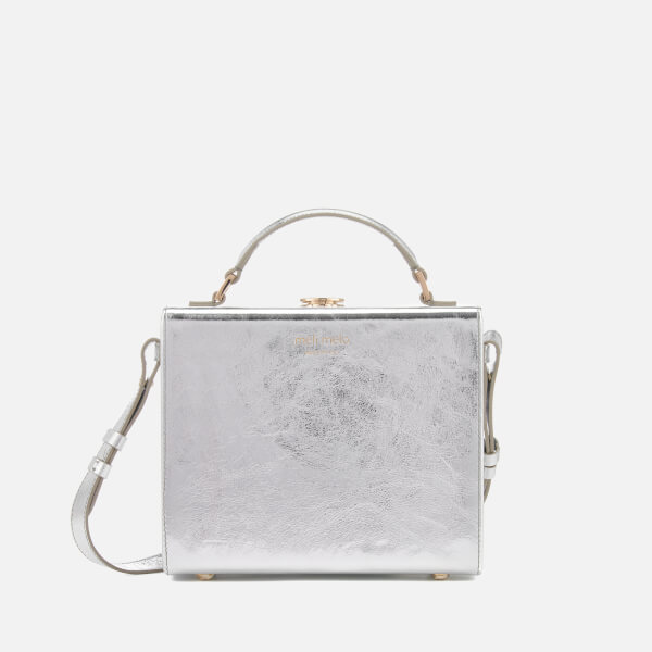 meli melo Women's Art Bag - Silver