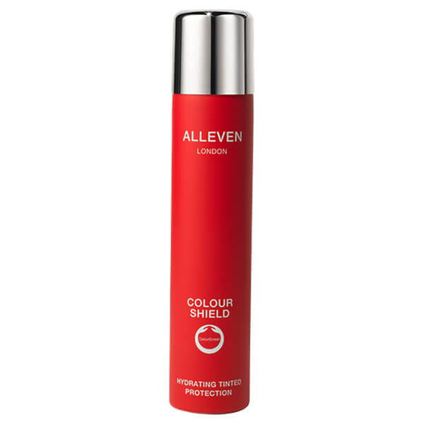 ALLEVEN London Colour Shield Hydrating Tinted Protection - Sand 200ml