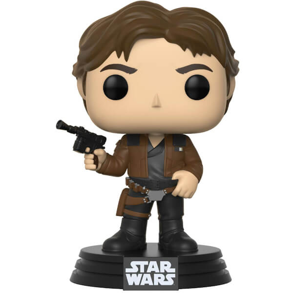 Star Wars: Solo Han Solo Pop! Vinyl Figure