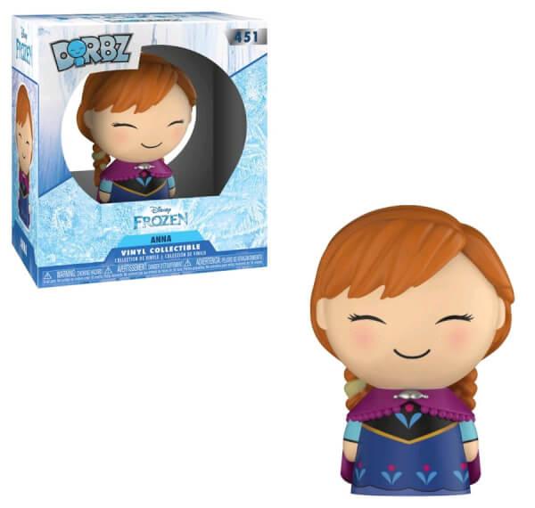 Frozen Anna Dorbz Vinyl Figure