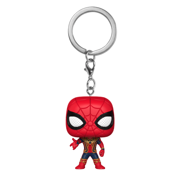 Marvel Avengers Infinity War Iron Spider Pop! Vinyl Keychain